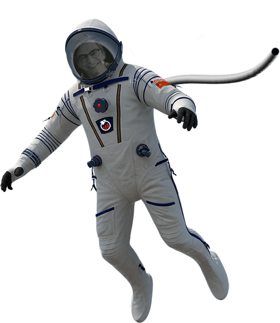 Contentleaders Spaceman
